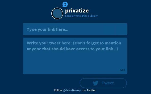 Privatize-cg