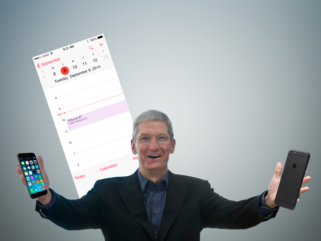 iphone 6 lanzamiento