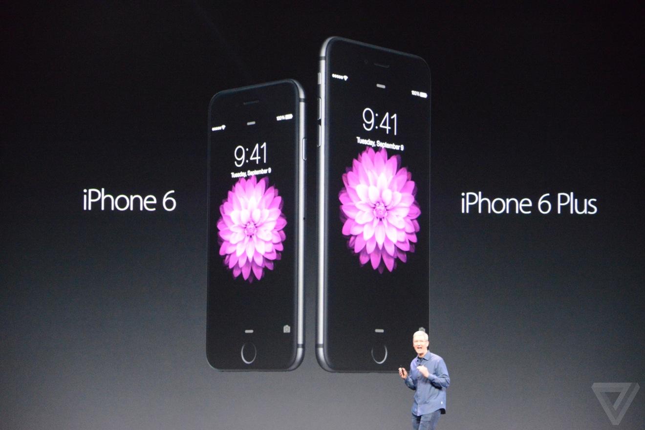 iPhone 6-iPhone 6 Plus