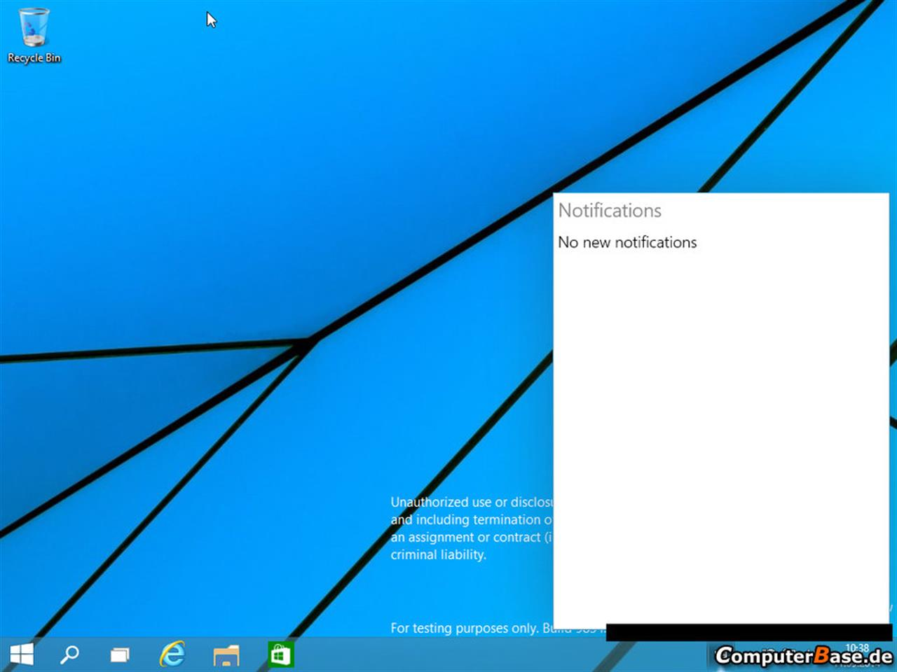 windows 9 notificacion
