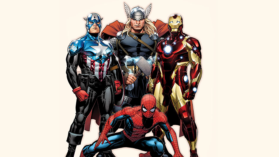 spiderman-the-avengers