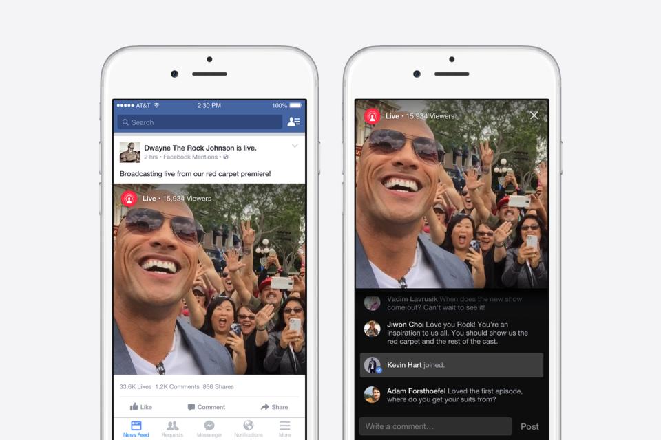 live-facebook