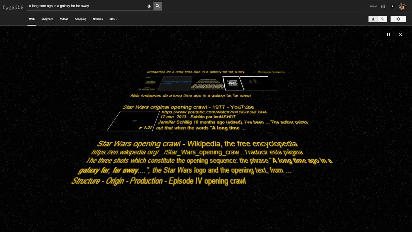 google-resultados-star-wars