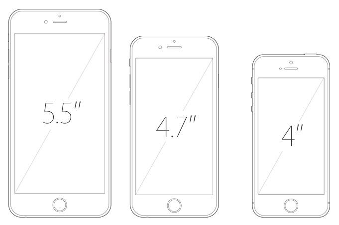 iphone_tamaños