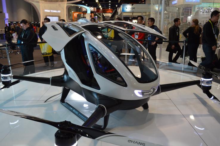 Ehang-184-dron