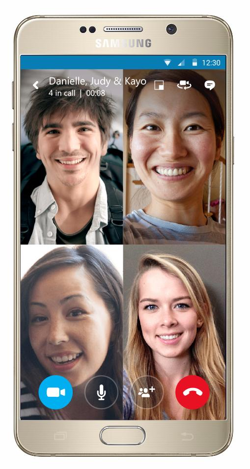 Skype-Android-videollamadas-grupales