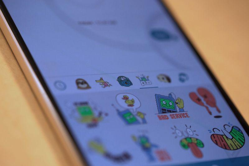 google-allo-stickers
