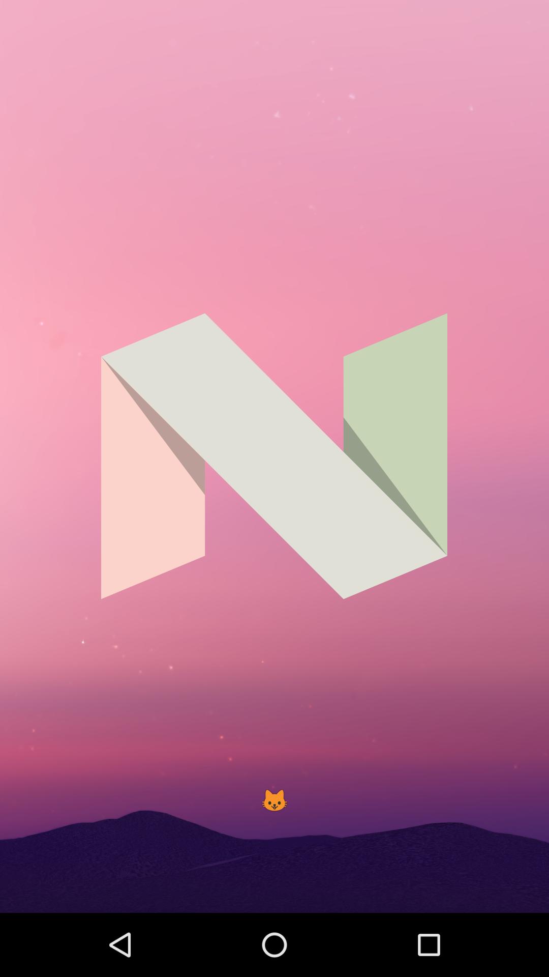 Android Nougat huevo de pascua