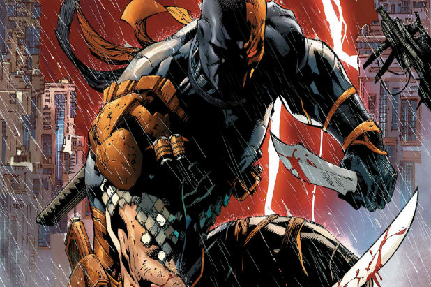 Deathstroke-comic