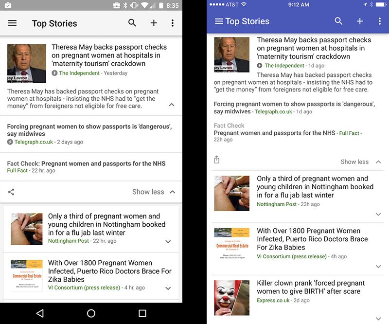 google-noticias-verificadas-smartphone