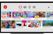 YouTube Kids website