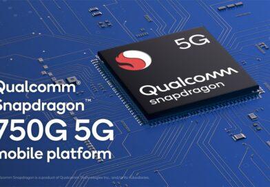 Qualcomm revela su nuevo procesador Snapdragon 750G