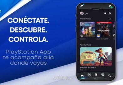 La nueva aplicación de PlayStation ahora permite controlar la consola de manera remota