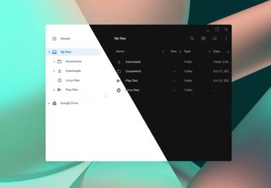 Google prueba un modo oscuro para Chrome OS