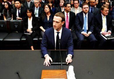 CEOs de Facebook y Twitter, llamados a declarar ante el Congreso de Estados Unidos