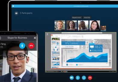 Microsoft planea integrar Skype a la barra de tareas de Windows 10