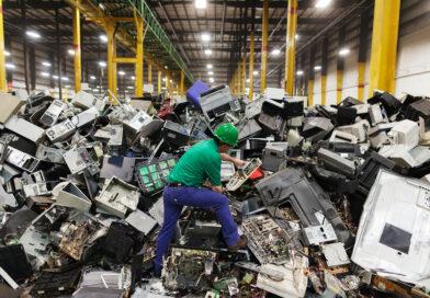 Reino Unido insta a las empresas de tecnología a reducir los desechos electrónicos