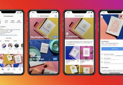 Instagram añade dos nuevas pestañas para facilitar el acceso a vídeos cortos y tienda online