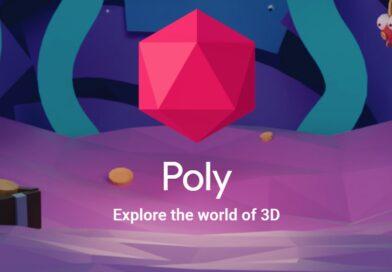 Google anuncia el cierre definitivo de Poly, su plataforma de diseño 3D