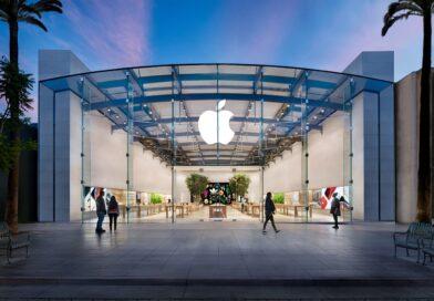 Apple cierra temporalmente algunas de sus tiendas en Estados Unidos