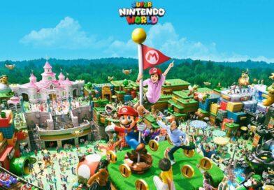 La inauguración del parque de atracciones Super Nintendo World se retrasa nuevamente