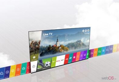 LG licenciará el software webOS a otras marcas de televisores inteligentes