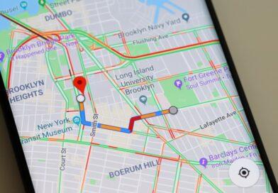 Google Maps se actualiza con funciones en realidad aumentada y rutas ecológicas