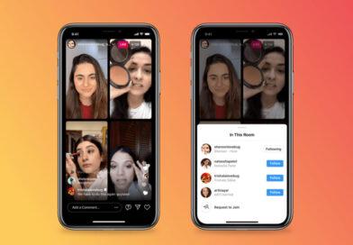 Instagram presenta Live Rooms, la nueva función para transmisiones en vivo grupales