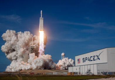 SpaceX Falcon Heavy: el vehículo espacial que la NASA utilizará para viajar a Júpiter