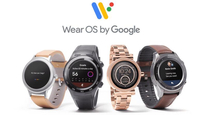 Google confirmó que Wear OS 3 solo estará disponible para algunos modelos smartwatch