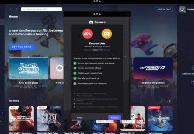 EA Games ahora permite vincular cuentas de Discord