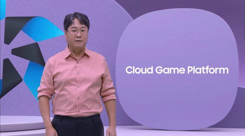 Samsung se encuentra desarrollando su propia plataforma de juegos en la nube